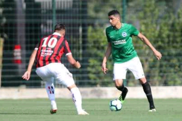 Balogun In Full Action As Brighton Beat Nice To End Winless Run In Pre-Season