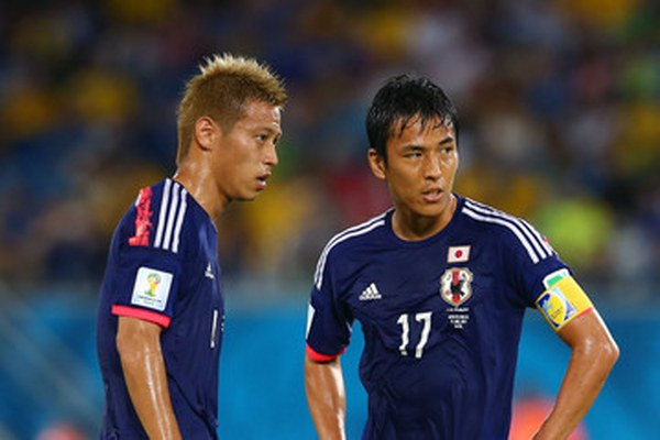 Japan Duo Of Honda, Hasebe Retire From International Football