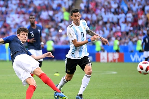 France Defender Pavard Wins  2018 World Cup Best Goal Award