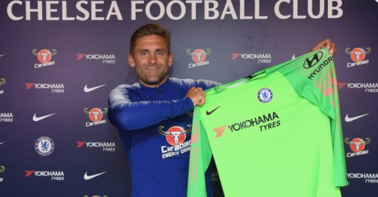 Chelsea Sign Green From Huddersfield On One Year Deal