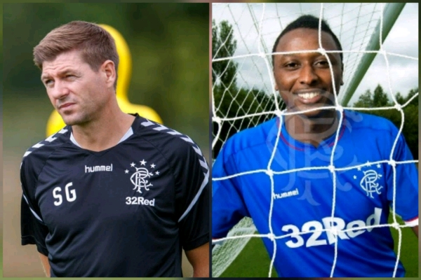 Gerrard: Rangers Is The Stage For Umar To Reach Next Level