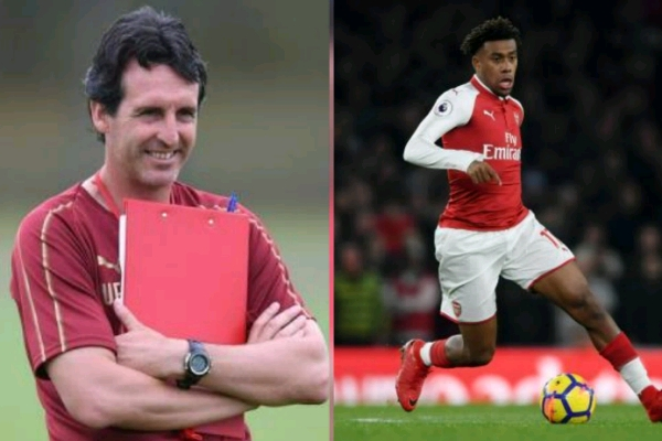 Emery Confirms Iwobi Is Ready To Sign New Arsenal Deal