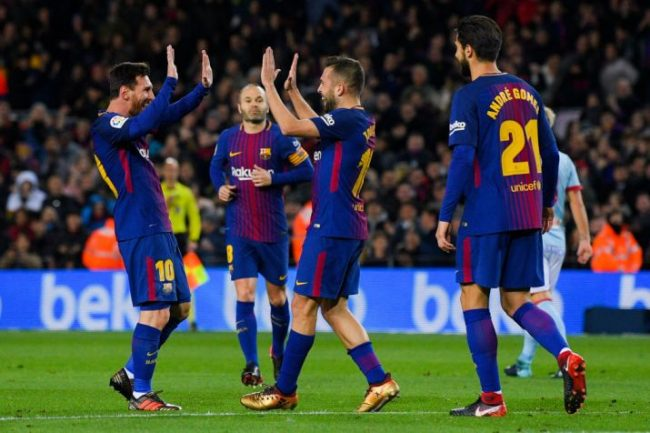 La Liga Preview: Barcelona Look To Extend Advantage At Top Of The Table