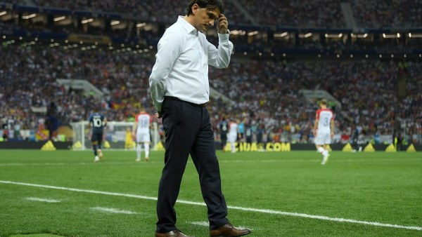 Dalic: Mistakes Cost Croatia World Cup Title
