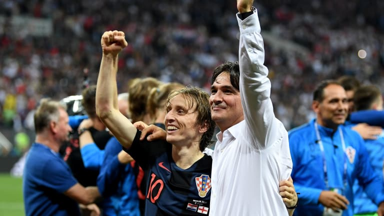 Dalic Hails Croatia's First W/Cup Final Feat Achieved With 'Strength, Stamina And Energy Levels' Vs England