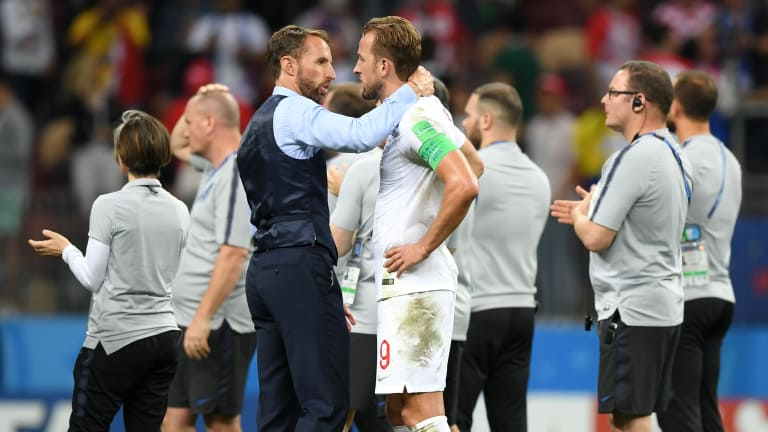 Southgate: We Feel Pain Of Defeat To Croatia, But Country Proud Of Our Achievement In Russia