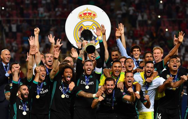 UEFA Super Cup Preview: Madrid Giants Go Head To Head In European Curtain Raiser