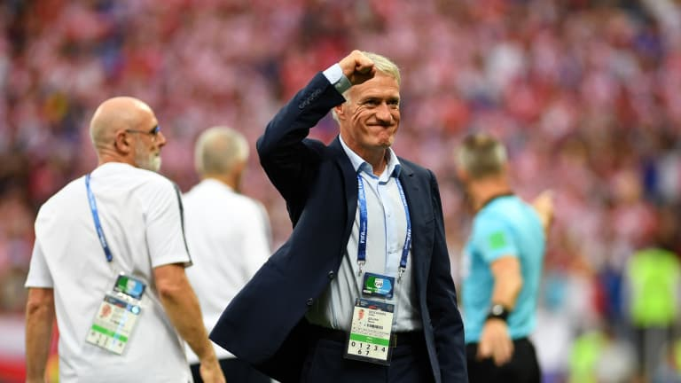 Deschamps: This World Title Is Supreme Coronation; We're Proud To Be French, To Be Blues