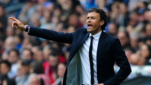 Spain Appoint Luis Enrique As New Manager