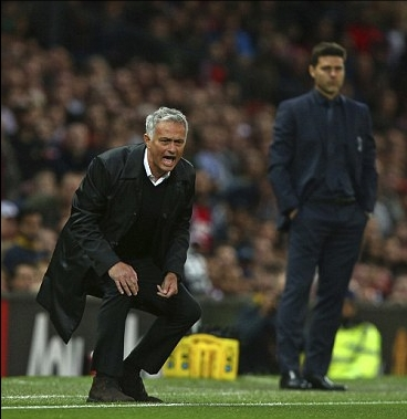 Mourinho: Man United Don't Need Miracle To Make Top-4