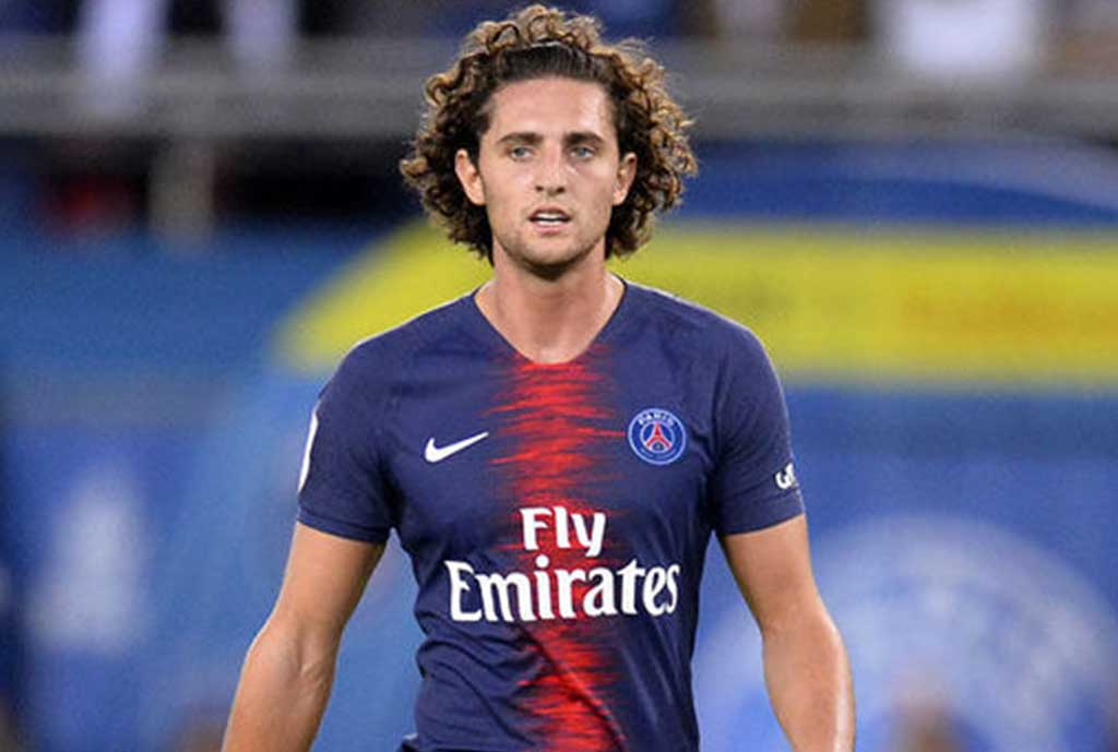 Juventus Happy To Wait For Rabiot