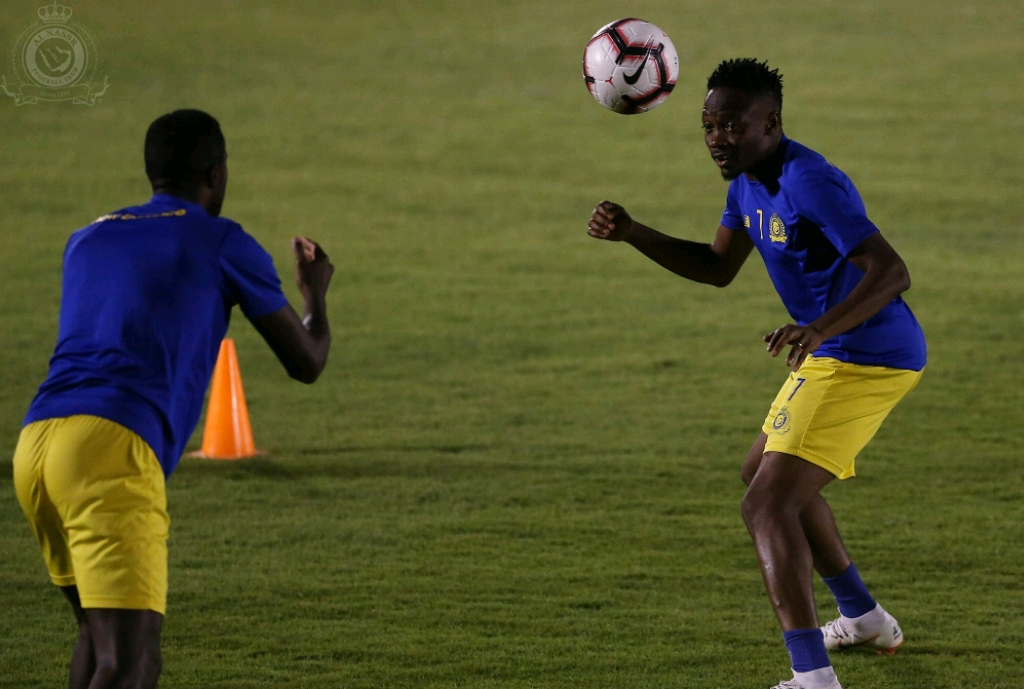 Musa Trains  With Al Nassr For The First Time Friday Evening