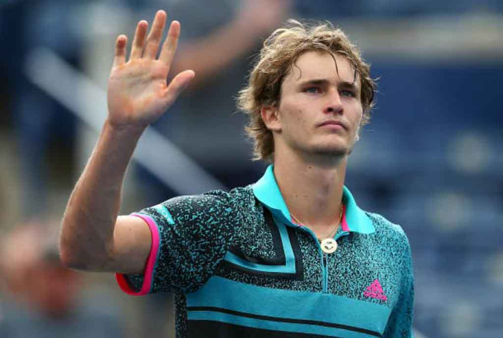 Zverev Teams Up With Lendl