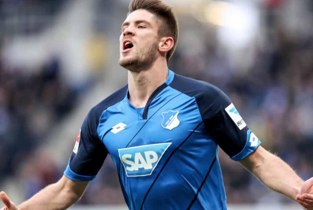 Kramaric Pens New Hoffenheim Deal