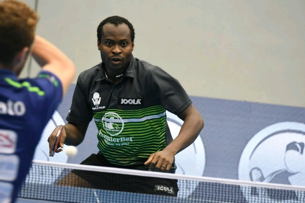 ITTF Nigerian Open:  Rampant Aruna Beats France's Hachard To Clinch Men's Singles Title