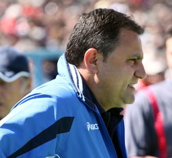 Bulgarian Coach Dzhambazki Attacks  Referees, Face Severe Punishment