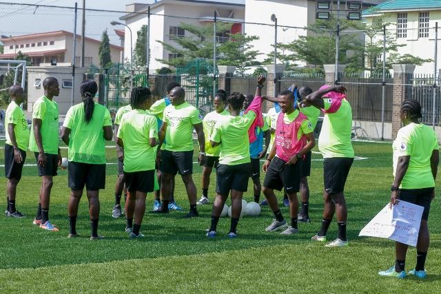 Premier Skills Phase 3 Course Gets Underway