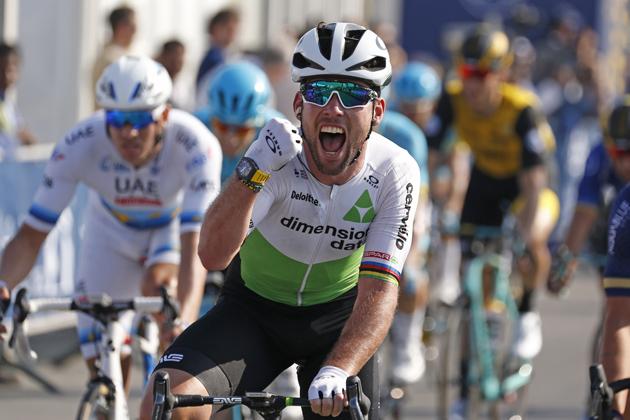 Cavendish Confirms Cycling Break