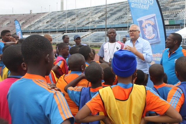Medical Expert Advises Cowbell Participants Against Doping
