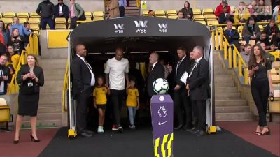 Ikeme Makes Guest Appearance During Wolves – Man City Clash