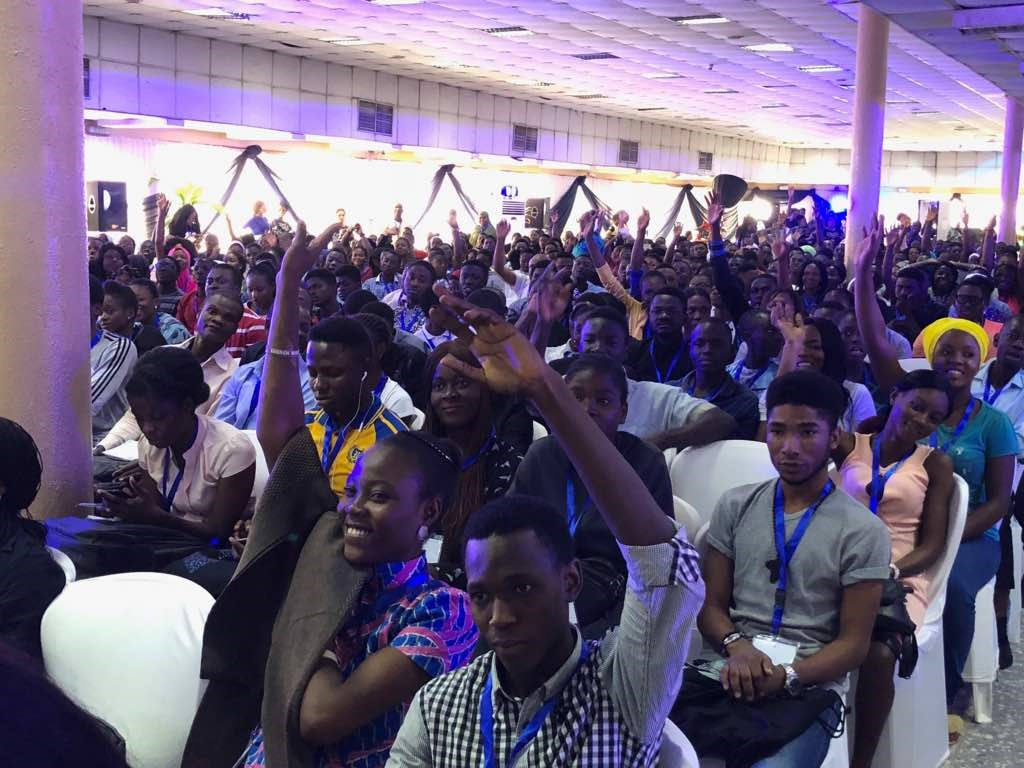 FirstBank Entrepreneur Mindset: Sights And Sound From UNILAG