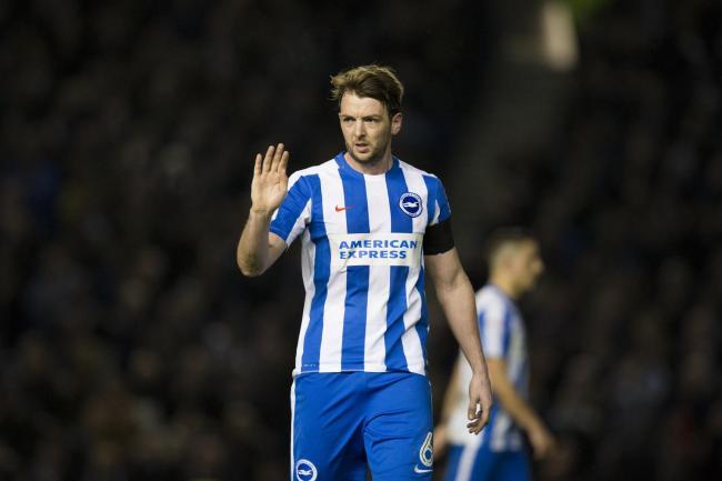 Midfielder Wants Brighton To Bounce Back
