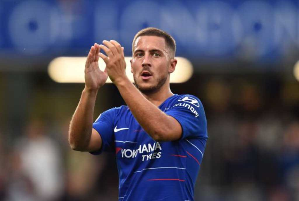 Hazard Rules Out Real For Now