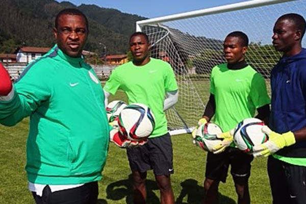 Amuneke Appoints Amadi As Tanzania Goalkeeper Trainer