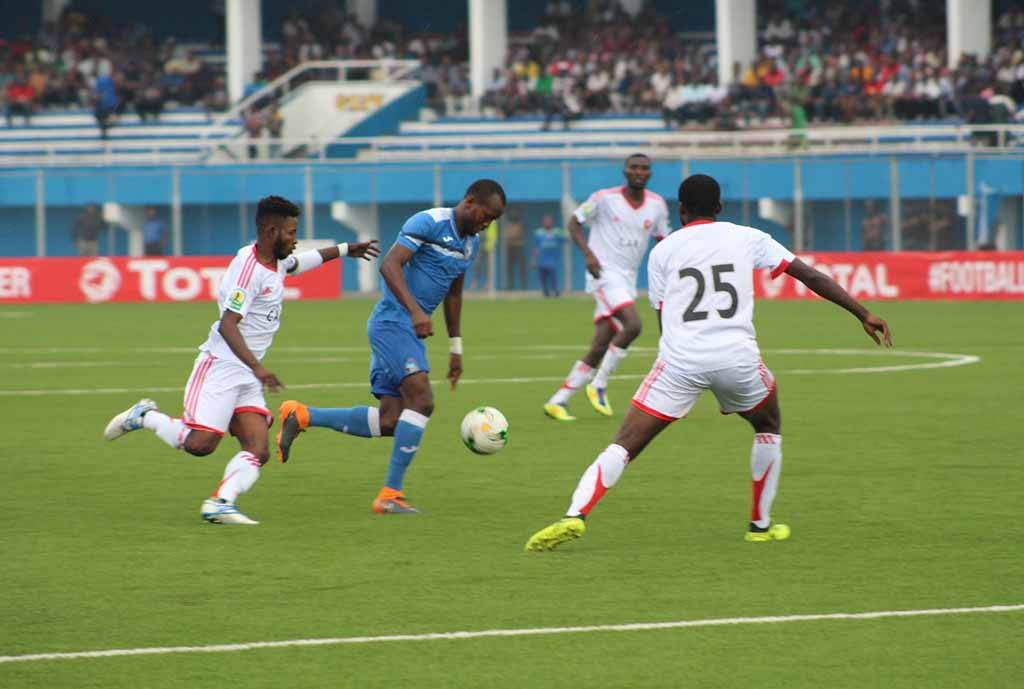 CAFCC: Lucky Enyimba Pip CARA In Aba, Reach Q/Finals As Group C Winner
