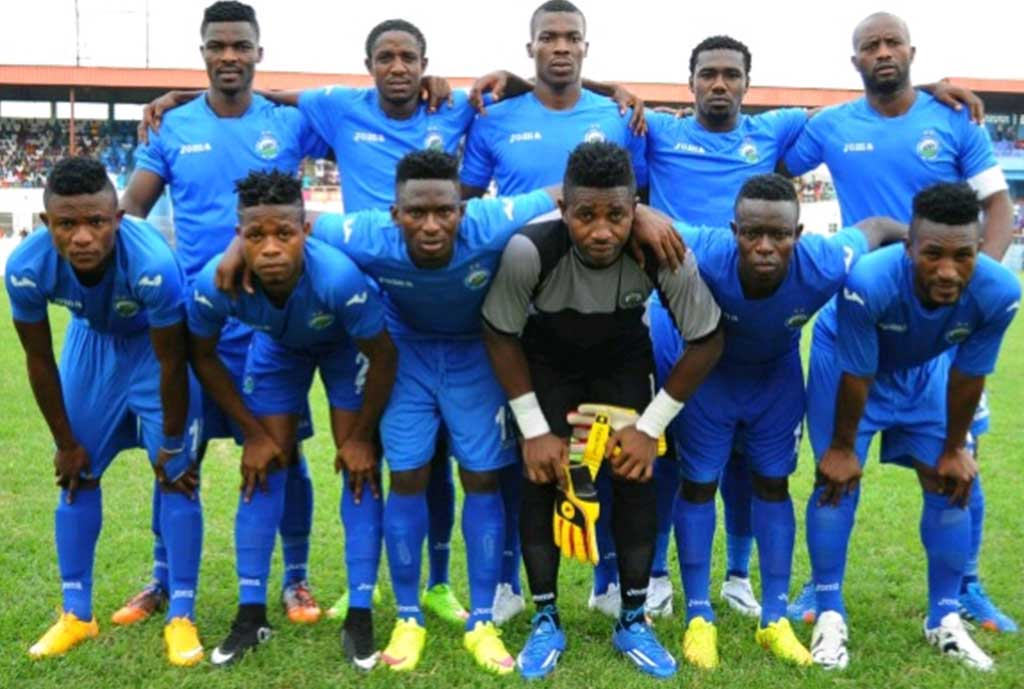 CAFCC Q/Final: Enyimba Hold Rayon Sports In  Kigali