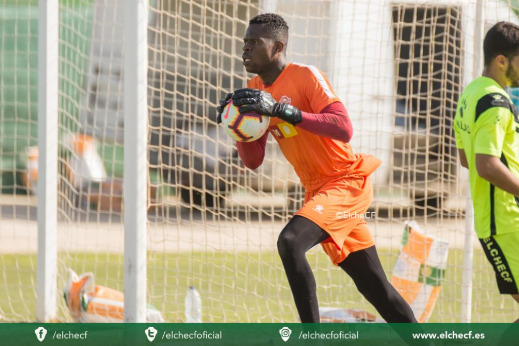 Uzoho: I'm Ready To Work, Have High Expectations With Elche
