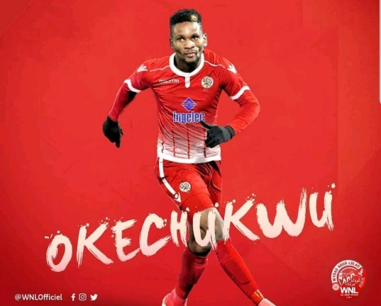 Okechukwu Joins Wyday Casablanca On 4-Year Deal From Akwa United