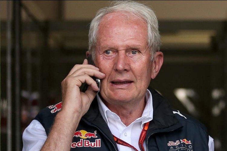 Marko Bemused By Ricciardo Decision
