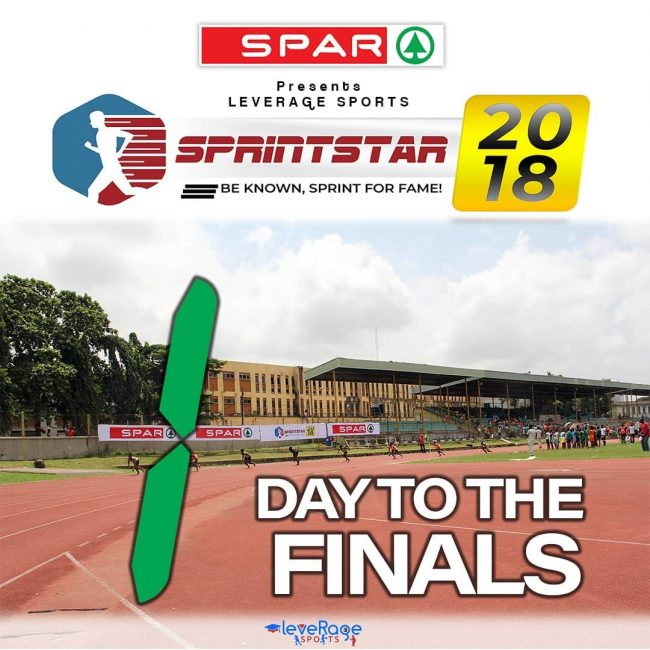 Spar Nigeria Partners Leverage Sports To Organize 2018 Sprintstar