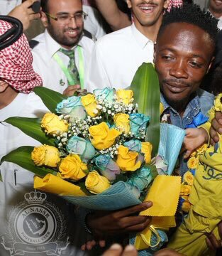 Musa Grateful For Amazing Reception By Al Nassr Supporters In Riyadh