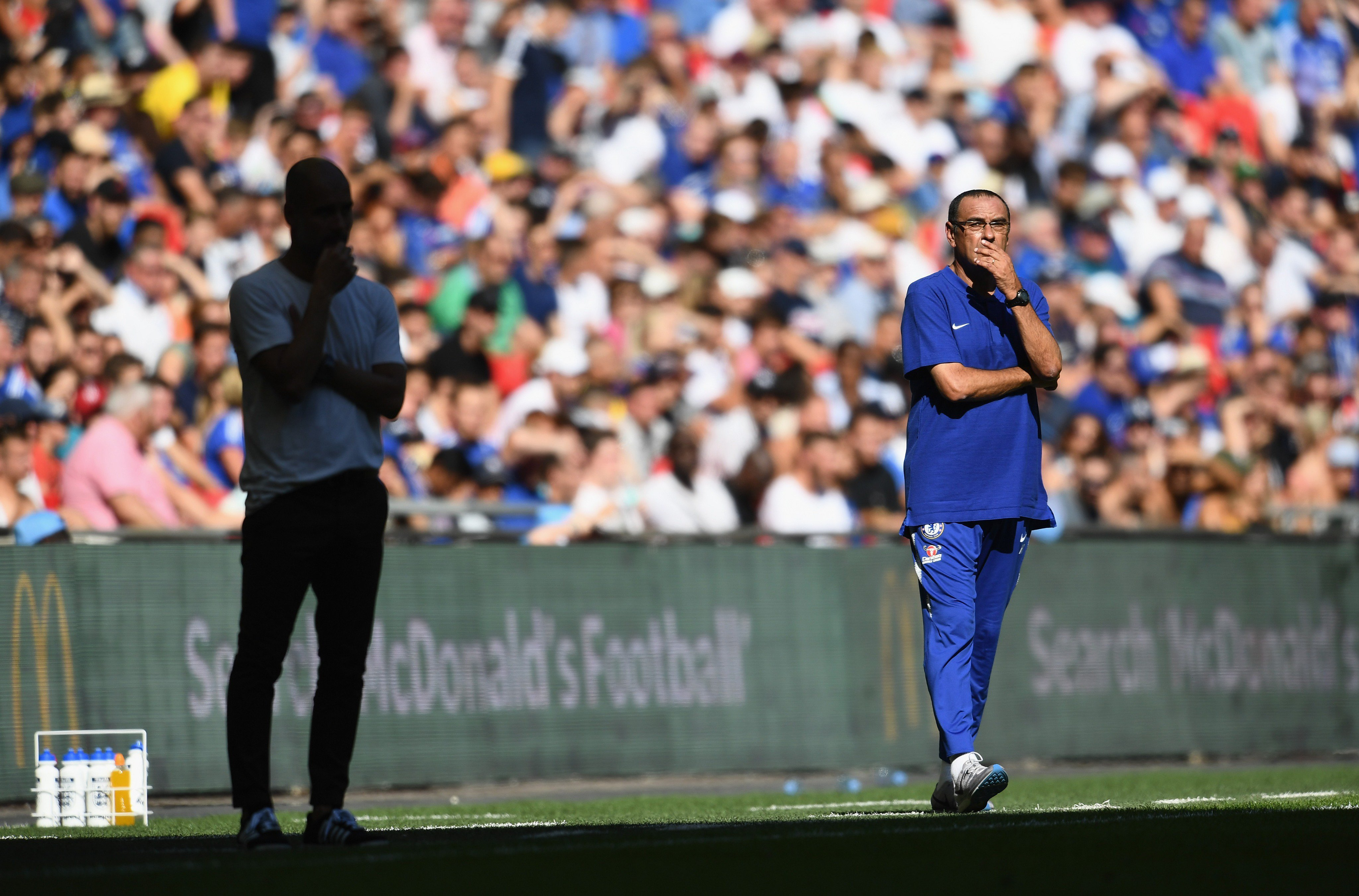 Maurizio Sarri Touts Complete Chelsea Squad After Kepa, Kovacic Arrival