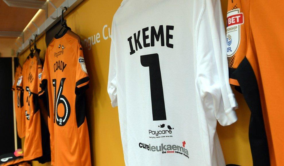 Wolves Retire No. 1 Shirt In Honour Of Ikeme