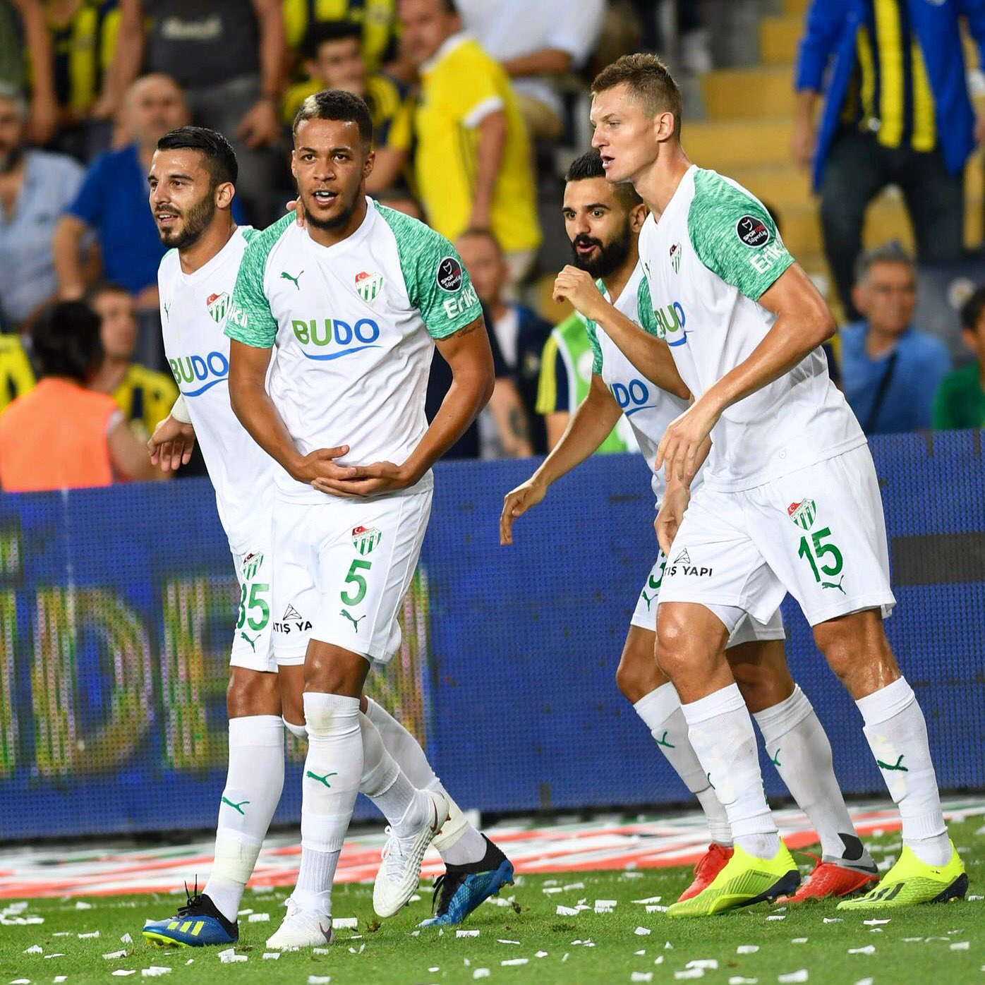 Troost-Ekong Dedicates Bursaspor Goa Vs Fenerbahce To Son