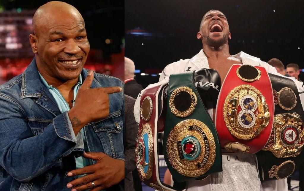 Tyson: Joshua Is The World's Best Heavyweight Boxer