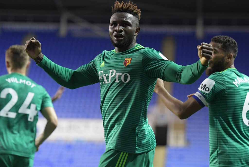 Success Delighted To End 22 Month Goal Drought At Watford
