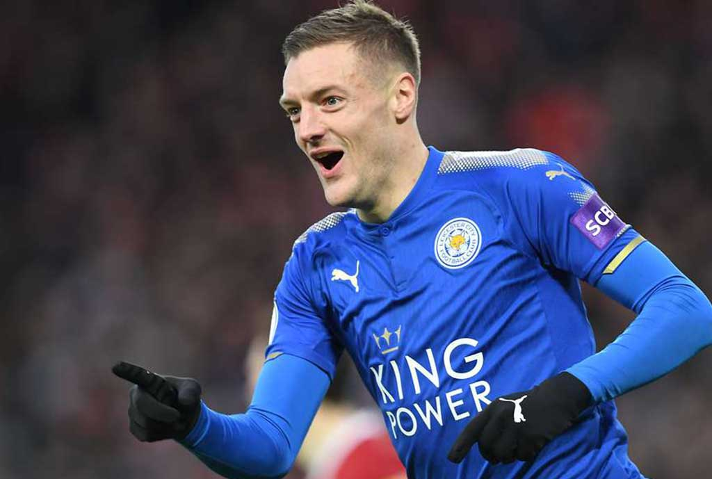 Puel Saddened By Vardy Call