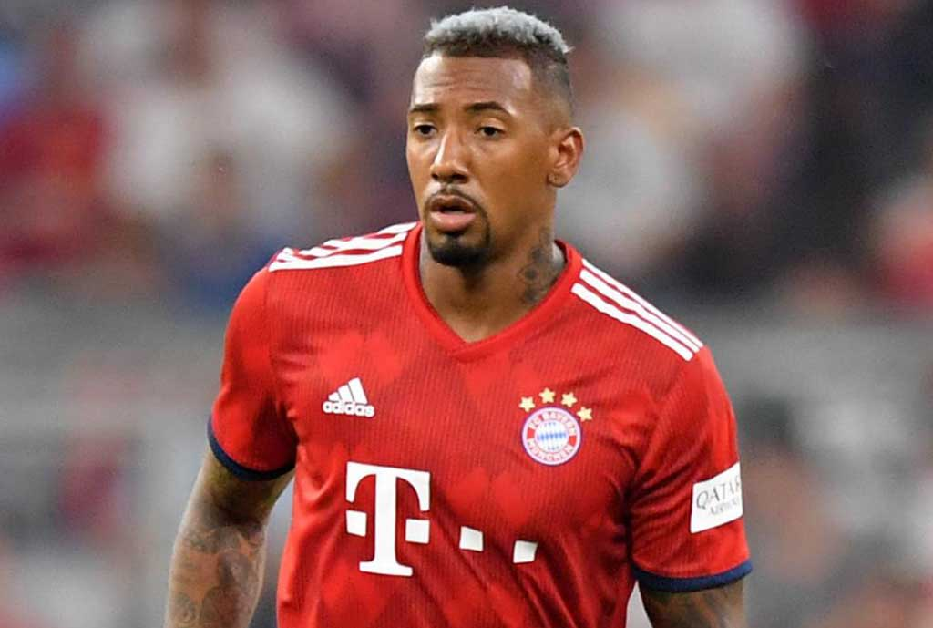 Boateng 50-50 To Join PSG