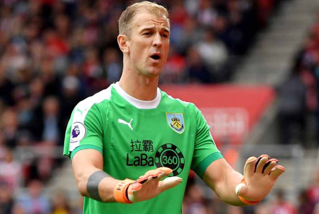 Europa Excursions Hampered Burnley – Hart
