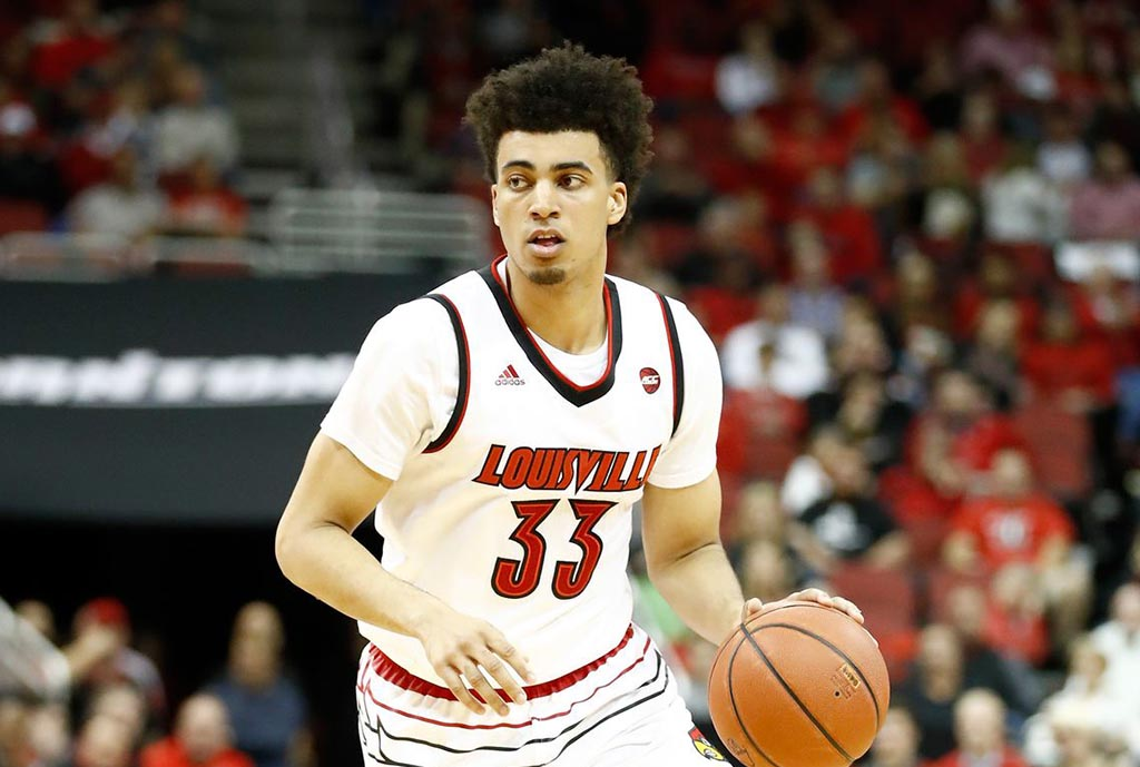 Louisville Coach Mack Urges D'Tigers Forward Nwora To Be More Aggressive