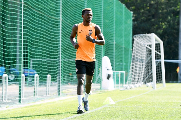 Injured Kayode Close To Shakhtar Donetsk Return