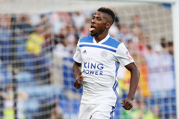 Iheanacho Hopes To Maintain Goalscoring Form For Leicester City
