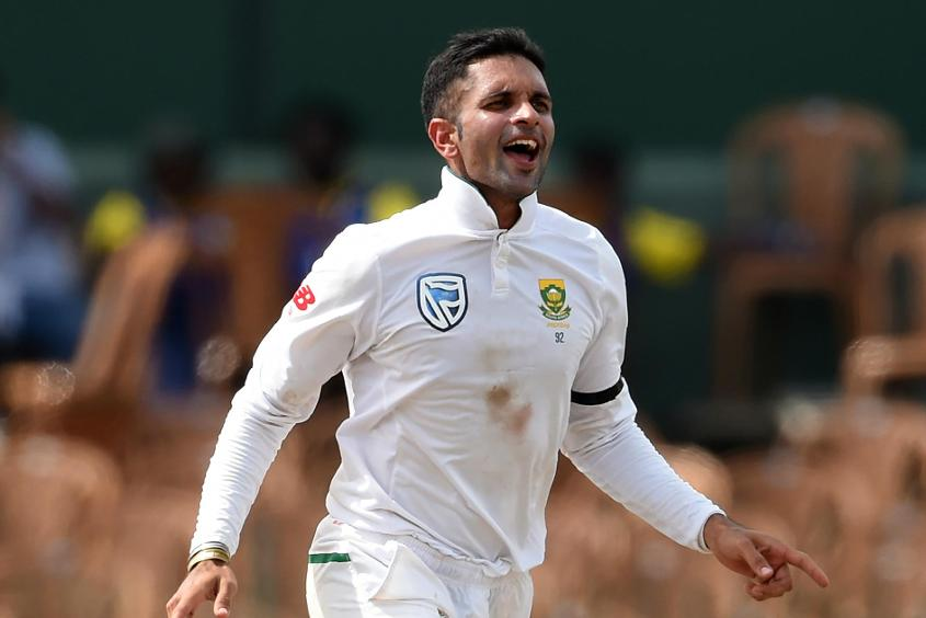 Red Rose Draft In Proteas Spinner