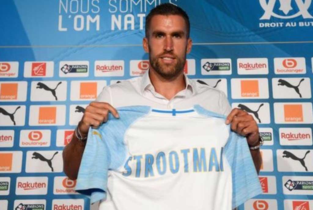 Strootman Completes Marseille Switch