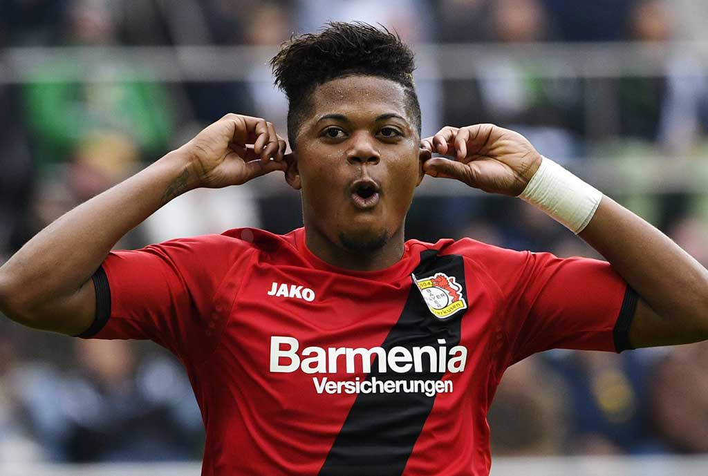 Roma Push On With Pursuit Of Bailey