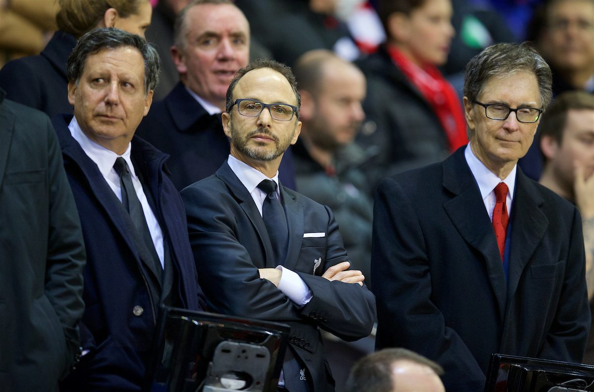 Liverpool Owners Open To New Investment